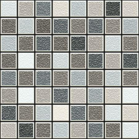 azulejos cocina: textura transparente de baldosas interiores en colores naturales  Foto de archivo