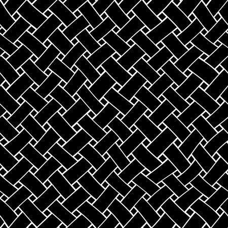 seamless texture of cartoon like stripes intertwined