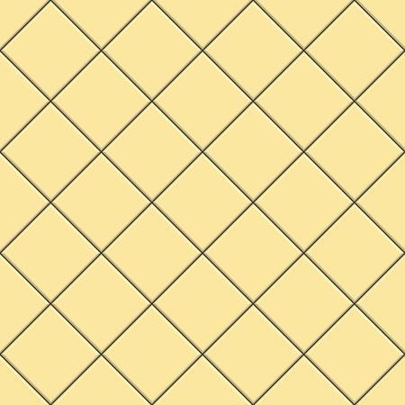 seamless simple tan tiles texture Stock Photo