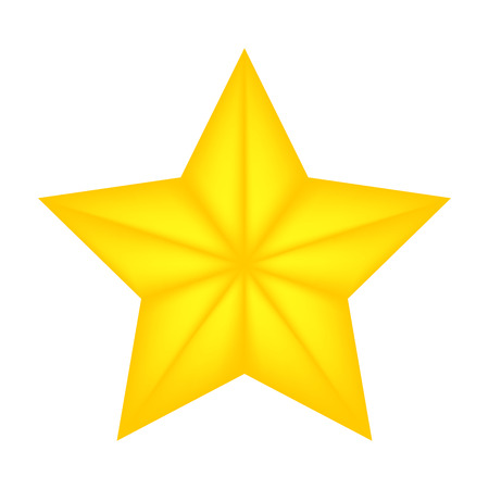 star of bethlehem: Christmas star of Bethlehem vector symbol, icon  design. illustration isolated on white background.