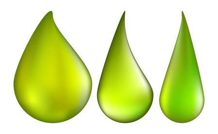 acid drop vector symbol icon design. illustration isolated on white background