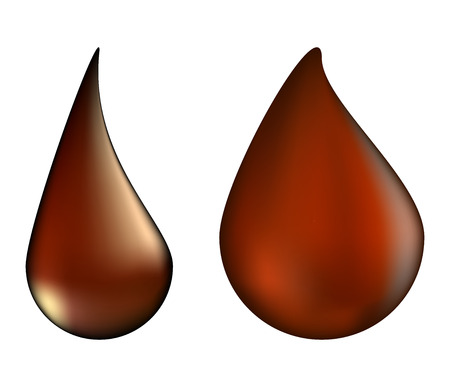 choco: choco drop vector symbol icon design. illustration isolated on white background