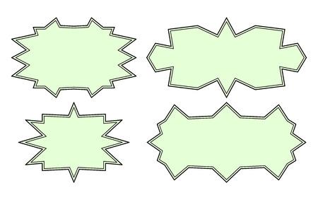 empty frame: empty frame vector symbol icon design.