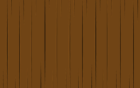Wood Texture Background Beautiful Banner Wallpaper Design Illustration