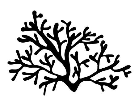 붉은 조류 실루엣 벡터 기호 아이콘 디자인. 흰색 배경에 고립 된 아름 다운 그림 일러스트