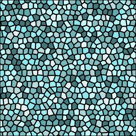 Stein Kiesel Textur Mosaik Vektor Hintergrund Tapete Vektorgrafik