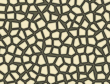 stone pebble texture mosaic vector background wallpaper