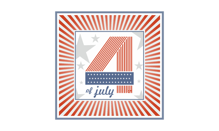 referred: Symbol of Independence Day United States of America, also referred to as the Fourth of July. 4th of july. USA