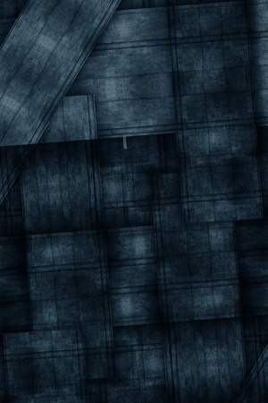 Grunge Navy Abstract Background  Texture. Abstract Grunge Boards Background. photo