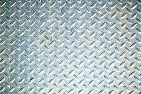 Vuile Metal Board  Plate. Silver Metal Achtergrond