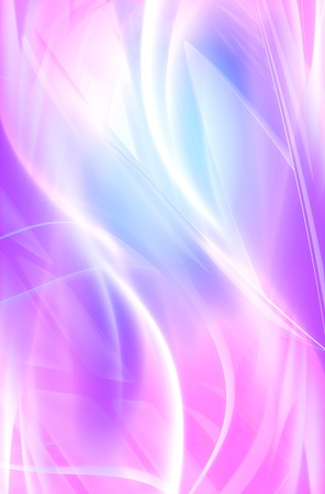 Sexy Pinky Mists Background. Cool Vertical Pinky-Violet Misty Background. Great for Female Related Artworks. Smooth Sexy Elegant Pinky Background. Banque d'images