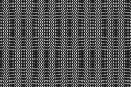Meshy Metal Background. Clean Metal Sheet Texture. Industrial Background