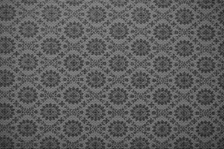 mesh: Mesh Floral Pattern - Floral Metal Background-Texture.