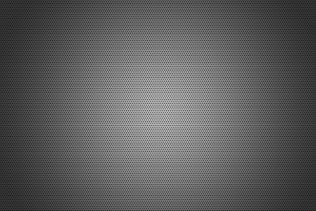 vignette: Metal Pattern with Dark Vignette. Metal Texture