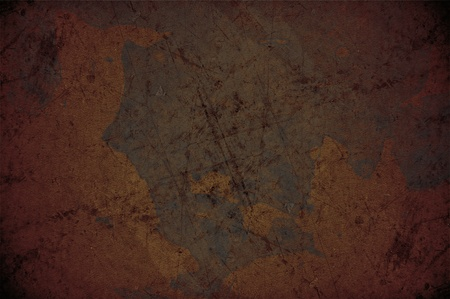 Corroded Background - Corroded Texture. Dirty Corroded Metal Background. Stock Photo - 10724708