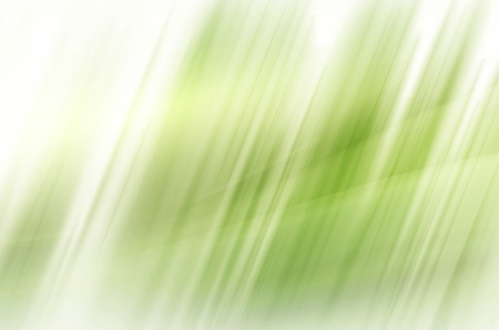 Skew Green Rays Background. Cool Elegant Light Green Background