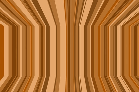 Browny Stripes Abstract 3D Background. Vertical Stripes - Horizontal Background