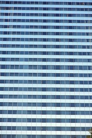 Wall of Windows Vertical Photography  Modern Glassy Skyscraper  Windows Pattern - Background
