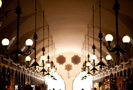 cloth halls: Retro Lighting - European Architecture  The Renaissance Sukiennice   Cloth Hall, Drapers