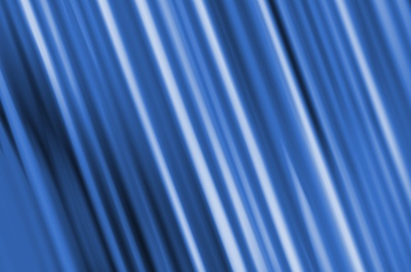 Striped Blue Horizontal Background. Smooth Motion Blurred Stripes. Abstract Background Collection. Stok Fotoğraf