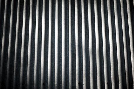 metal sheet: Waved Metal Sheet - Popular Roof Metal Sheets. Waved Metal Sheet Background.