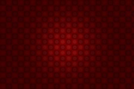 あずき色のシームレスな背景。暗いバーガンディ マルーン シームレスな背景と、中心のスポット ライト。