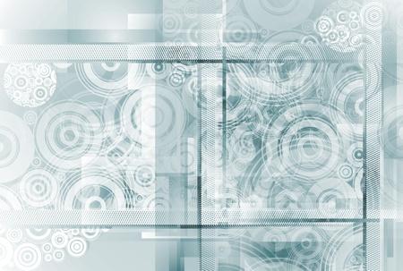 Circular Design Illustration