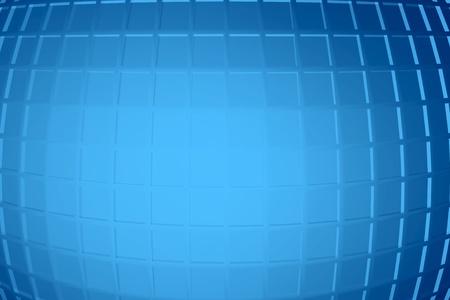 Bumpy Blue Background Made with Squares  Horizontal Blue Bumpy Background  版權商用圖片