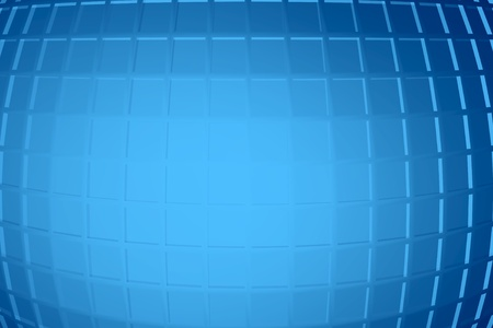 bumpy: Bumpy Blue Background Made with Squares  Horizontal Blue Bumpy Background  Stock Photo