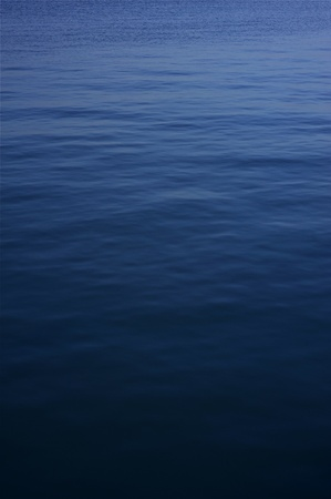 Deep Water Surface Background - Dark Calm Water Background - Vertical Photography photo