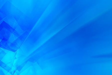 bluish: Abstract Blue Background  Smooth Blue Abstract Wave Coming From Abstract Small Blue Squares  Horizontal Background
