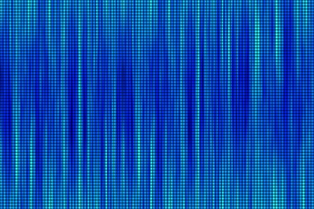 Wavy Blue Dots Abstract Background  Vertical Lines Stock fotó