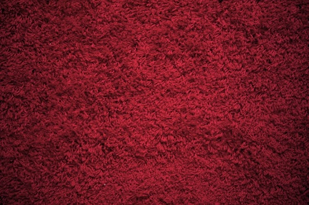 fabric texture: Red Carpet Background - Red Carpet Texture  Horizontal Photo Stock Photo