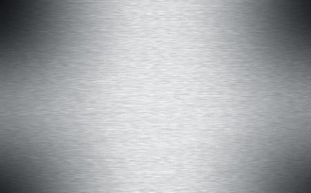 Aluminium Metal Background. Horizontal High-Resolution Metal Background. Stock Photo - 13180041
