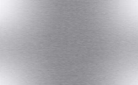 Polished Metal Texture / Background. Horizontally Polished Metal Background. Stock Photo - 13179656