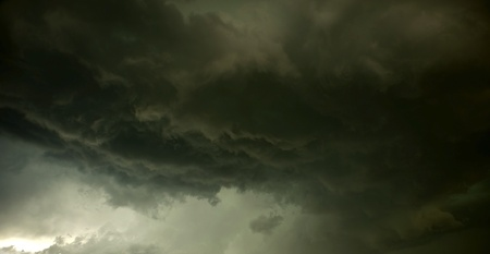Thunderstorm. Storm Fury. Extreme Stormy Cloudscape. Weather Photo Collection. photo