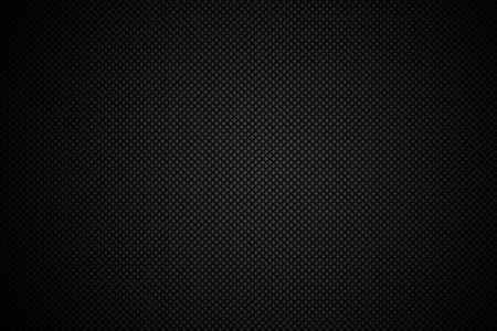 Black Background - Dark Gray Pattern. Backgrounds Collection.