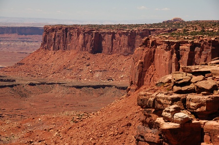 Canyonland Erosion  The Foundation of Utah Stock Photo - 13240988