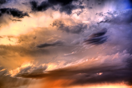 Colorful Sky Background - Skyscape