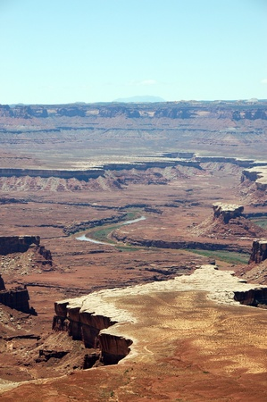 undisturbed: The Canyonlands  Canyonlands National Park Preserves one of the Last, Relatively Undisturbed Areas of the Colorado Plateau  Utah