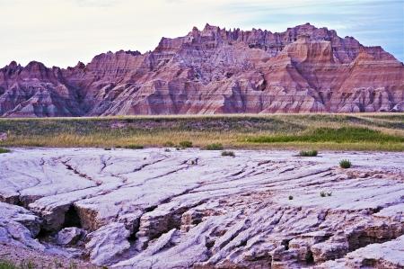 natural wonders: Eroded Badlands Soils - Natural Wonders Photo Collection. Badlands National Park, South Dakota, U.S.A.