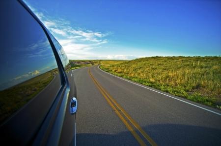great plains: Great Plains Journey. American Highway Thru South Dakota. Great Getaway Theme. Transportation Photo Collection.