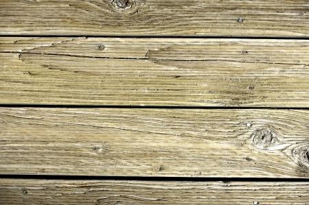 knotting: Horizontal Planks Raw Wood Background.