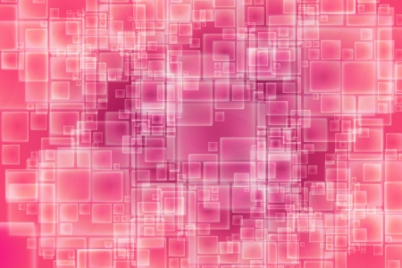 boxy: Boxy Pink Background Design. Glowing Boxes Background.