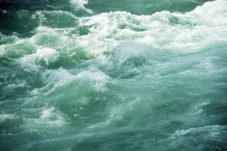 rushing water: Fresh Water Stream Closeup. Water Background. Waters Photo Collection. Stock Photo