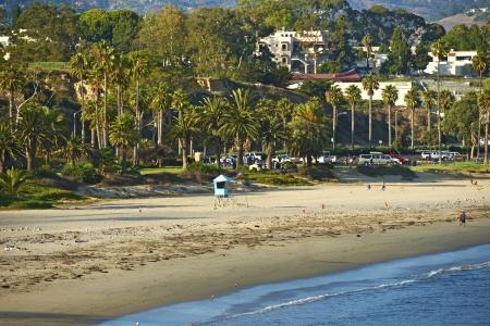 santa barbara: Santa Barbara, California Beach - California Photography Collection