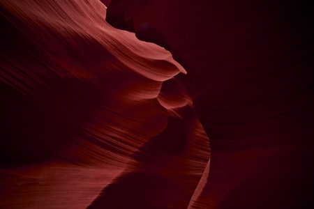 Sandstone Canyon Forms in Utah, USA. Beautiful Sandstone Formations.