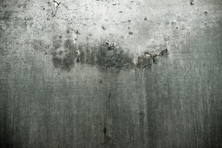 汚れた汚れた金属の質感。汚いとさびた金属の背景。