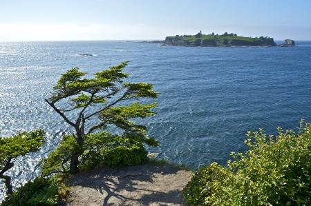Tatoosh Island - Cape Flattery Lighthouse  Pacific Coast  Washington State, USA  Pacific Northwest Photo Collection