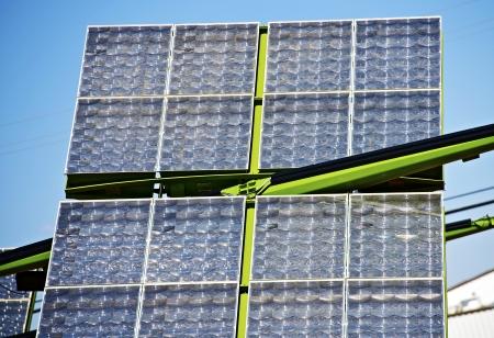 source: Advanced Solar Panels Based on Glass Lenses. Alternative Energy Source.